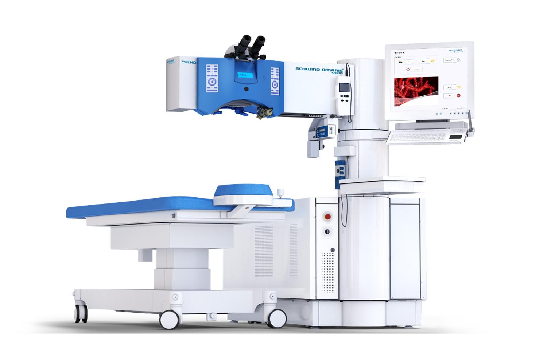 Augenlaser-System Schwind Amaris - Premium Excimer-Laser
