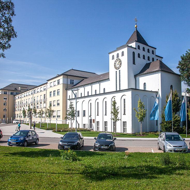 Augenlaserzentrum in Regensburg am Krankenhaus Barmherzige Brüder